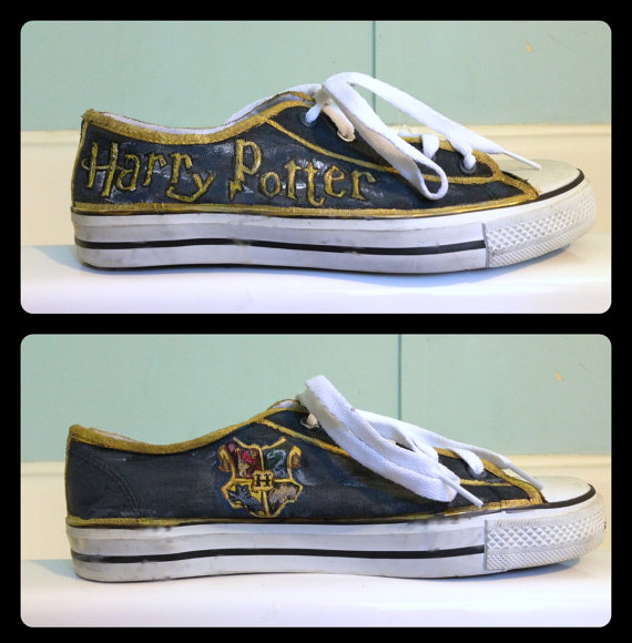 Harry Potter BlogHogwarts Zapatos de Harry Potter (15)
