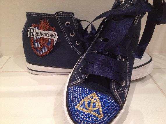 Harry Potter BlogHogwarts Zapatos de Harry Potter (17)