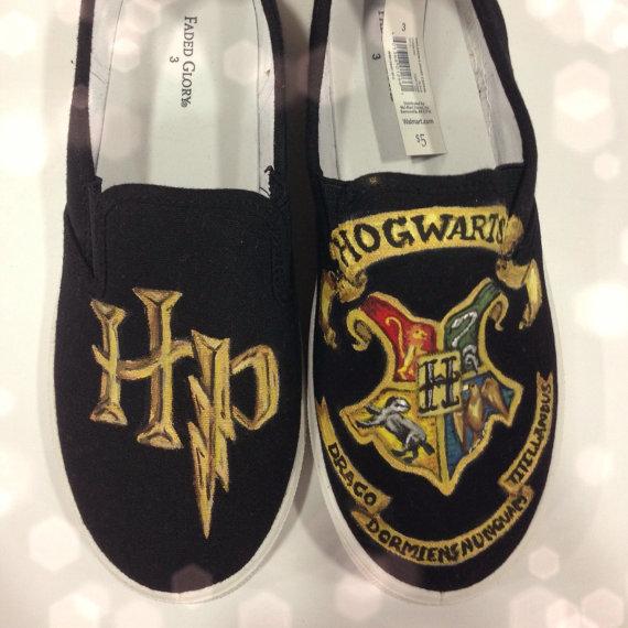 Harry Potter BlogHogwarts Zapatos de Harry Potter (23)