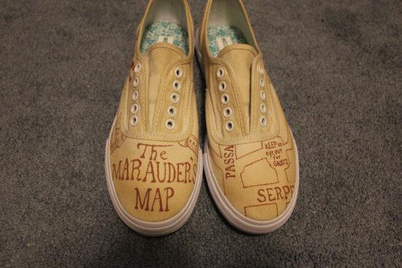Harry Potter BlogHogwarts Zapatos de Harry Potter (7)