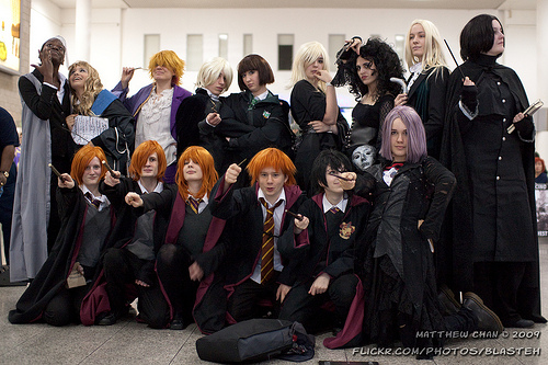 Harry Potter BlogHogwarts Cosplay Disfraz Halloween (16)