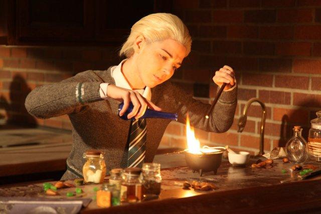 Harry Potter BlogHogwarts Cosplay Disfraz Halloween (20)