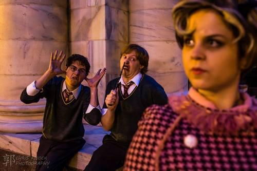 Harry Potter BlogHogwarts Cosplay Disfraz Halloween (22)