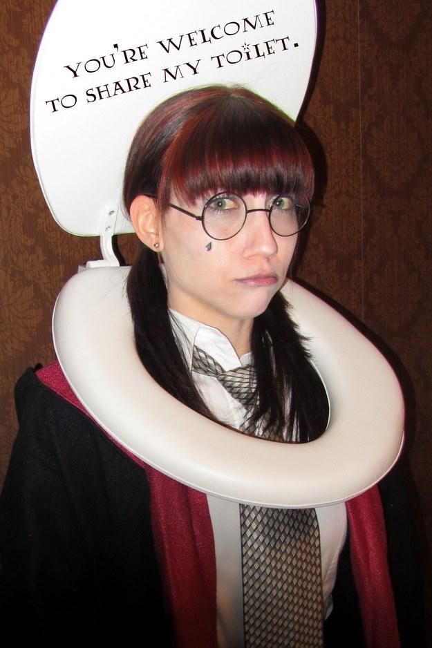 Harry Potter BlogHogwarts Cosplay Disfraz Halloween (4)