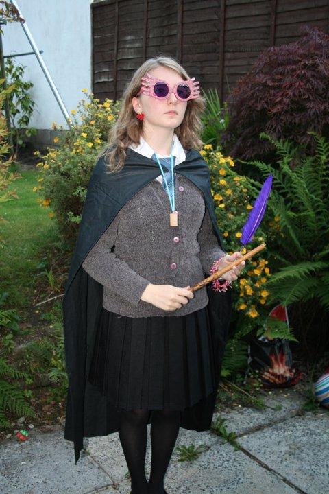 Harry Potter BlogHogwarts Cosplay Disfraz Halloween (7)
