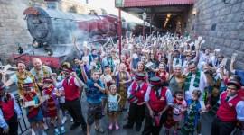 Universal Celebra 1 Millón de Pasajeros del Expreso de Hogwarts en el Parque de Harry Potter