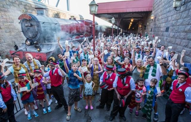 Harry Potter BlogHogwarts Expreso de Hogwarts Un Millon Pasajeros (2)