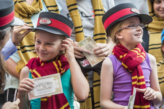 Harry Potter BlogHogwarts Expreso de Hogwarts Un Millon Pasajeros (4)