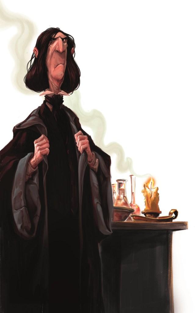 Harry Potter BlogHogwarts Nueva Portada Jonny Duddle (5)