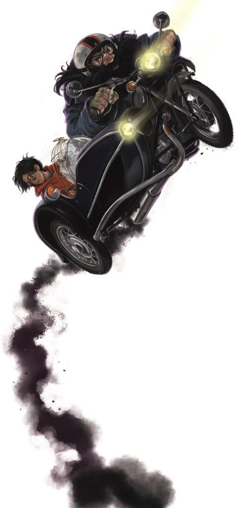 Harry Potter BlogHogwarts Nueva Portada Jonny Duddle (7)