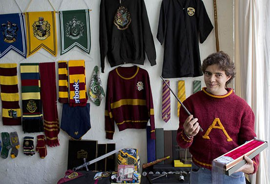 Harry Potter BlogHogwarts Record Guinness Mexicano (2)