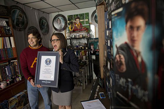 Harry Potter BlogHogwarts Record Guinness Mexicano (3)