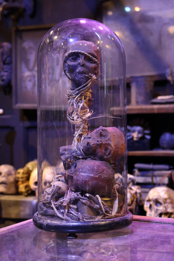 Harry Potter BlogHogwarts Artes Oscuras Tour Londres (9)