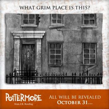 """""""Dulce"""" de Pottermore: Un Viejo Edificio Mágico Ubicado en Londres"""