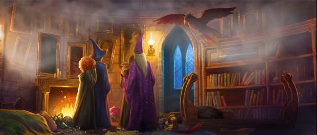 Harry Potter BlogHogwarts Orden del Fenix Pottermore Momentos (10)