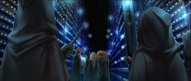 Harry Potter BlogHogwarts Orden del Fenix Pottermore Momentos (11)