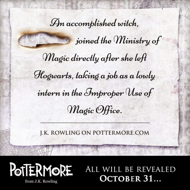 Harry Potter BlogHogwarts Pottermore Truco