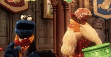 'Sesame Street' Parodia a Harry Potter con el Monstruo Come-Galletas