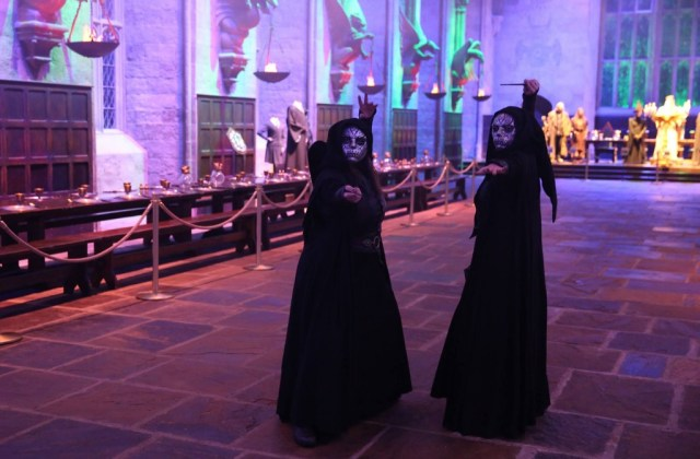 Harry Potter BlogHogwarts Tour Londres Artes Oscuras (1)