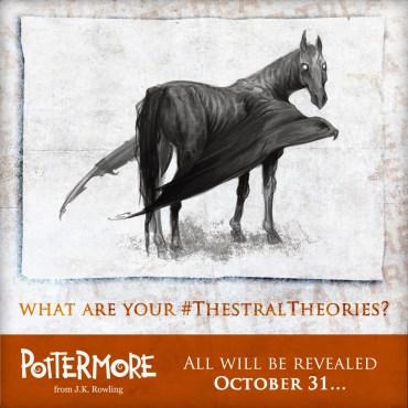 """""""Dulce"""" de Pottermore: Teorías de Harry Potter y su Visión de los Thestrals"""