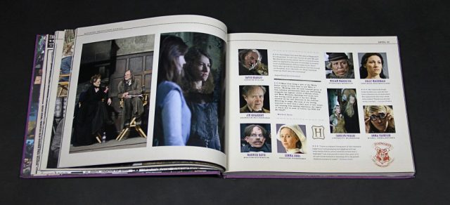 Hary Potter BlogHogwarts Libro de Producción (5)