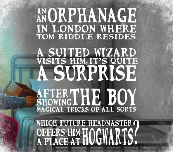 Harry Potter BlogHogwarts Acertijo