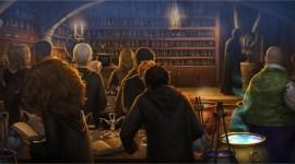 JK Rowling Revela Nuevos Textos acerca de los Calderos y las Pociones