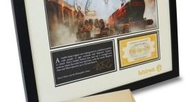 Revelada Primera Impresión Enmarcada Oficial de Pottermore