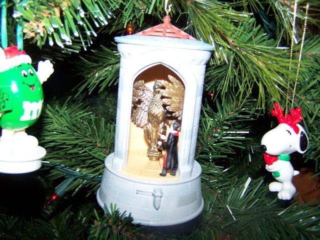 Harry Potter BlogHogwarts Navidad Arbol Ornamento (16)