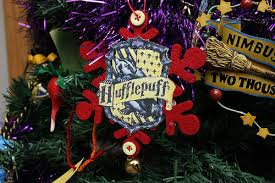 Harry Potter BlogHogwarts Navidad Arbol Ornamento (22)