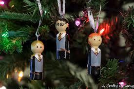 Harry Potter BlogHogwarts Navidad Arbol Ornamento (24)