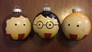 Harry Potter BlogHogwarts Navidad Arbol Ornamento (32)