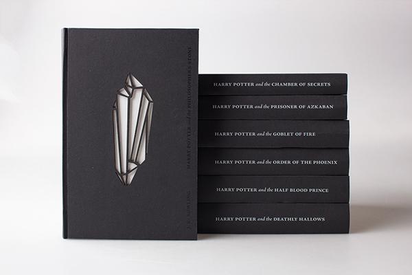 Harry Potter BlogHogwarts Rediseno Portadas Libros (3)