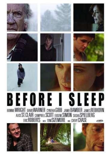 Tráiler y Afiche Oficial de 'Before I Sleep', protagonizada por Bonnie Wright