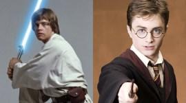 Diez Semejanzas entre Harry Potter y Luke Skywalker