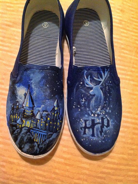 zapatos hogwarts