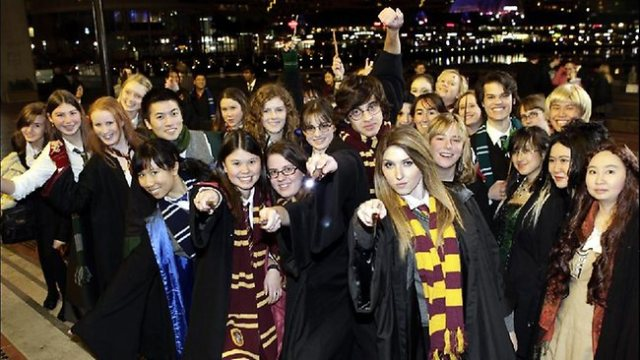 Harry Potter BlogHogwarts Alianza