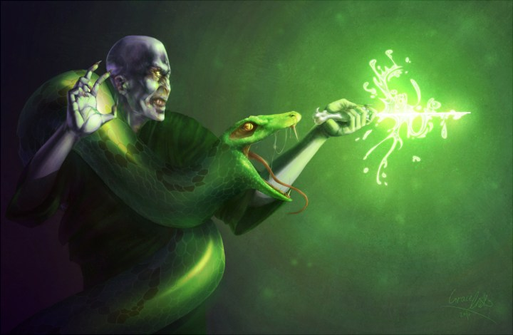 Harry Potter BlogHogwarts Lord Voldemort