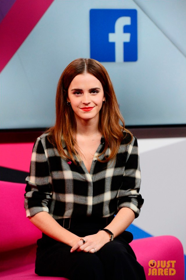 Harry Potter BlogHogwarts Emma Watson Conferencia