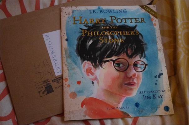 Harry Potter BlogHogwarts Piedra Filosofal Ilustrado (1)