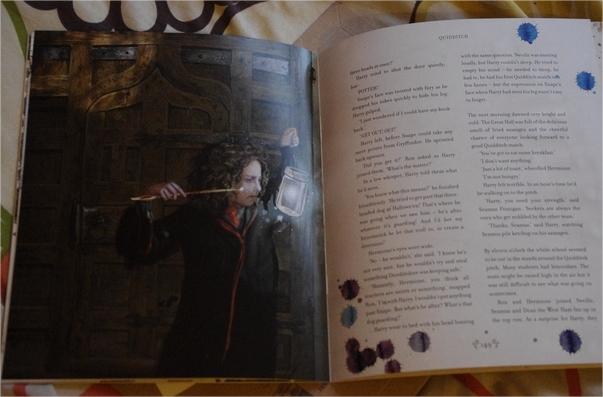 Harry Potter BlogHogwarts Piedra Filosofal Ilustrado (10)