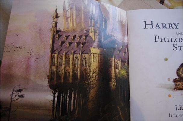 Harry Potter BlogHogwarts Piedra Filosofal Ilustrado (3)