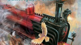 Revelada Portada de la Edición Ilustrada de 'Harry Potter y la Piedra Filosofal'