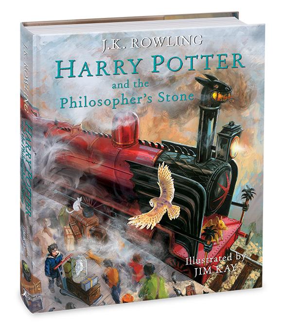 Harry Potter BlogHogwarts Portada Ilustrada Lomo
