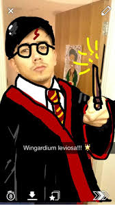 Harry Potter BlogHogwarts Snapchat (2)