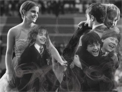 Harry Potter BlogHogwarts Amistad