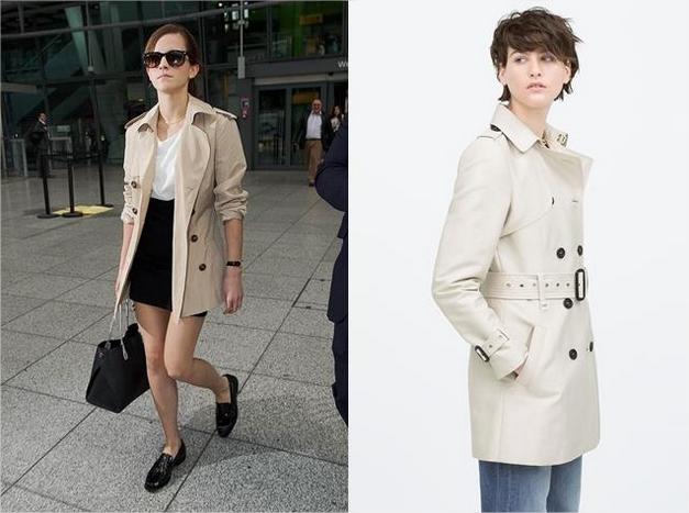 Harry Potter BlogHogwarts Emma Watson Look 5