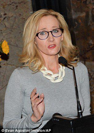Harry Potter JK Rowling Lumos Estados Unidos (2)