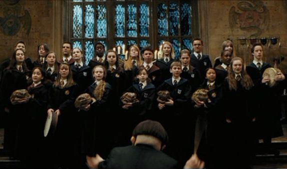 Harry Potter BlogHogwarts Concierto Musica