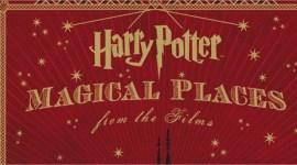 Primer Vistazo al Próximo Libro de Lugares Mágicos de Harry Potter